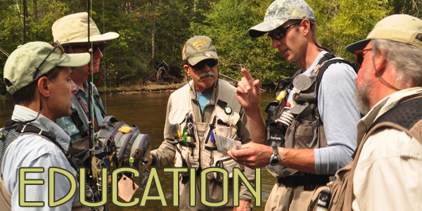 TCO Fly Fishing Education